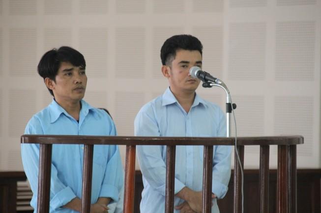 Ba anh em cùng hầu tòa vì bảo vệ nhau