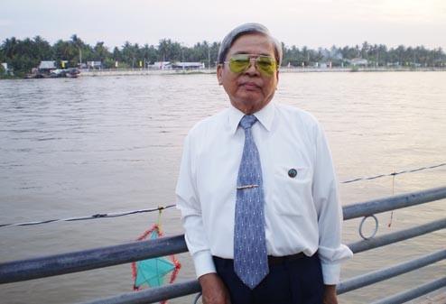 Nhà văn Thanh Giang nhớ ngày tiến về Sài Gòn