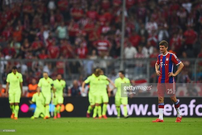 Bayern 3-2 Barca: Hùm xám tiễn Barca vào chung kết