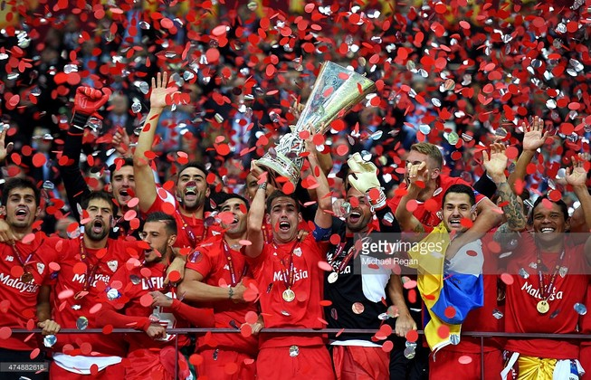 """Sevilla 3-2 Dnipro: Chiến thắng xứng đáng cho """"nhà vua"""""""