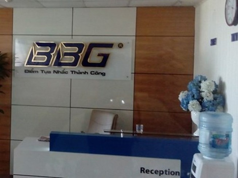 Tiếp tục khám xét khẩn cấp văn phòng sàn vàng BBG Việt Nam chi nhánh TP.HCM