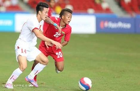 Bóng đá Myanmar trỗi dậy