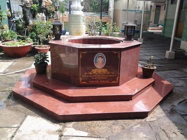 Huyền thoại giếng cổ không bao giờ cạn ở Cù Lao Phố