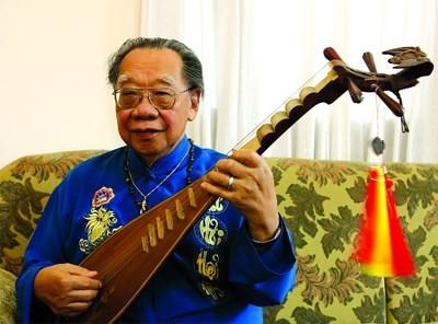 GS-TS Trần Văn Khê đã qua đời