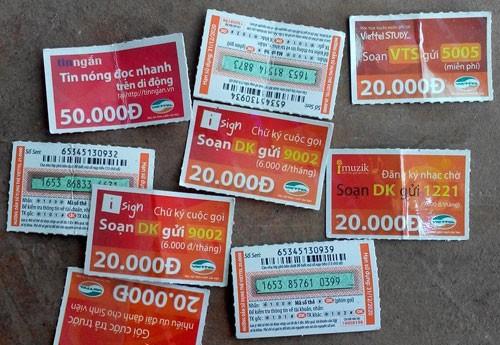 Bắt giữ 3 kẻ lừa trúng thưởng hơn 100 triệu đồng để chiếm đoạt tiền
