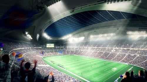 Nhật xây sân vận động chính cho Olympic 2020 hai tỉ USD