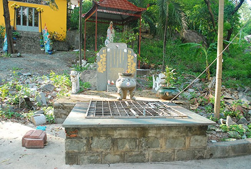 Huyền thoại vua Gia Long đào giếng trên núi Bửu Phong