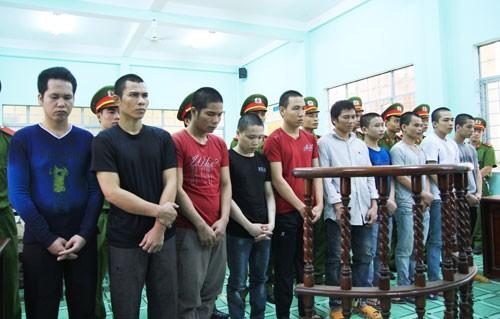 108 năm tù cho băng cướp hung tợn nhất