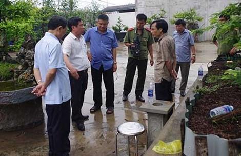 Thảm sát Bình Phước: Giám đốc công an tỉnh nhận rất nhiều tin nhắn, điện thoại