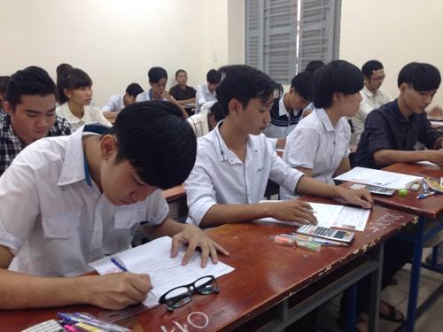 Ba lưu ý khi xét tuyển vào các trường ĐH, CĐ