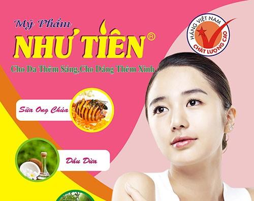 Mỹ phẩm Như Tiên - Chinh phục vẻ đẹp Việt