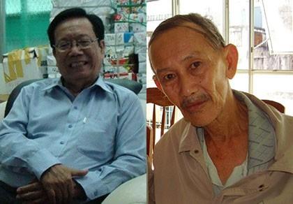 Vĩnh biệt nhà văn Thượng Hồng và nhà thơ Nguyễn Bắc Sơn