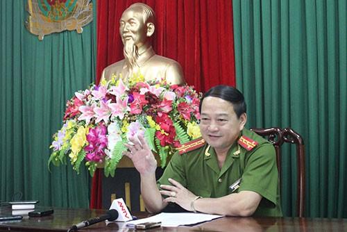 Đại tá Nguyễn Xuân Thiêm – khắc tinh của tội phạm được phong tặng Anh hùng
