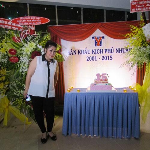 Kịch Phú Nhuận sinh nhật dài ngày