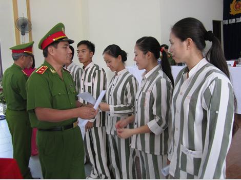 32 người nước ngoài được xét đặc xá dịp 2-9