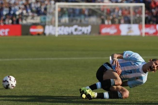 Argentina thiệt quân trầm trọng trước ngày tập trung