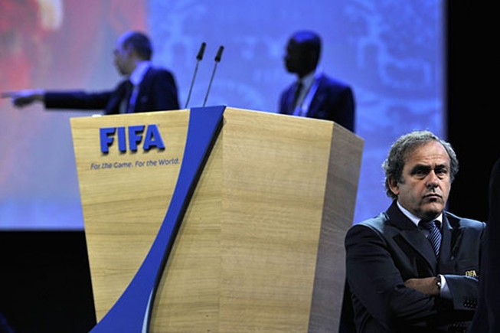 Platini 'dằn mặt' các ứng viên chủ tịch FIFA