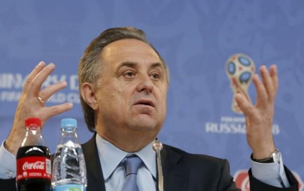 Mutko trở lại làm người đứng đầu bóng đá Nga