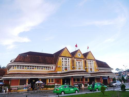 Ga Đà Lạt: Tuyến đường sắt răng cưa vang bóng một thời