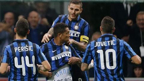 Inter 1-0 AC Milan: Sau 5 năm, Inter dẫn đầu bảng xếp hạng