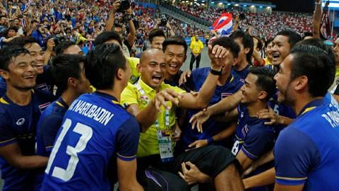 U-23 Thái Lan lên kế hoạch cho vòng chung kết Doha