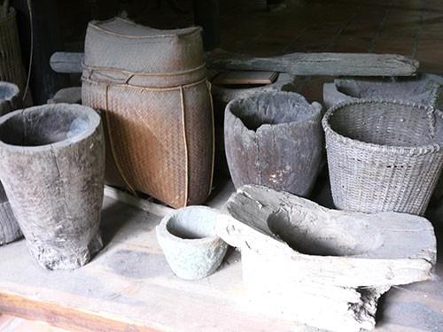 Nơi lưu giữ nhiều nông cụ xa xưa trên dải đất miền Trung