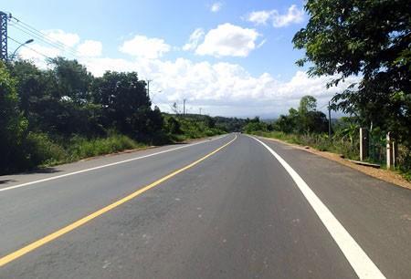 Tai nạn liên hoàn trên Quốc lộ 14 làm ba người bị thương