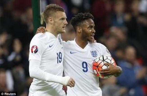 Vòng loại Euro 2016: Anh, Tây Ban Nha hiên ngang đến Pháp