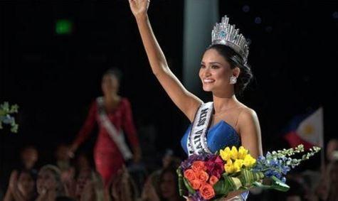 Người đẹp Philippines đăng quang Hoa hậu Hoàn vũ 2015