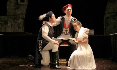 Vở kịch kinh điển Hamlet giá 1 triệu đồng/vé