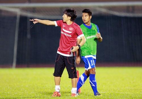 Tuấn Anh vẫn có tên trong danh sách cuối cùng U-23 Việt Nam