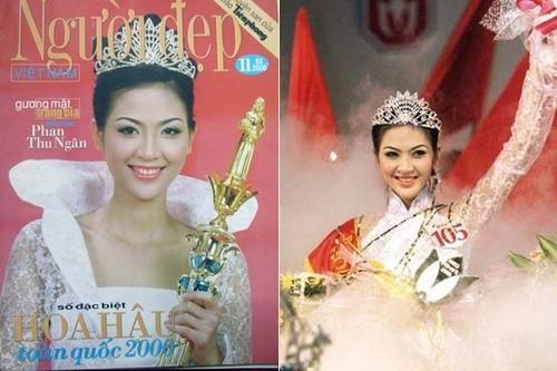 Những Hoa hậu, Á hậu tuổi Thân