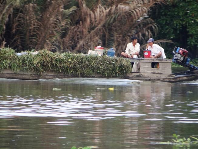 Nhiễm mặn đe dọa nguồn nước uống ở Sài Gòn