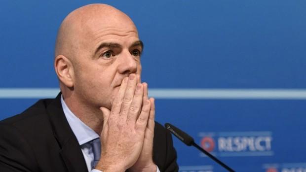 Gianni Infantino trở thành Chủ tịch FIFA
