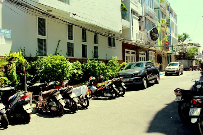 Độc đáo những con đường ngắn nhất Sài Gòn