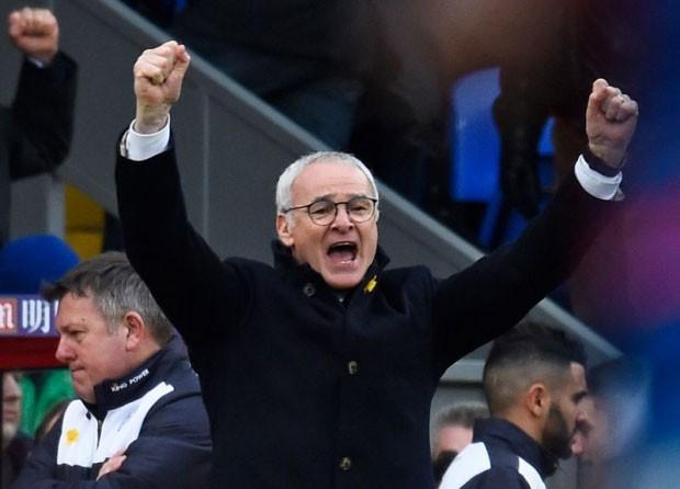 Ranieri đã… tuyên bố vô địch