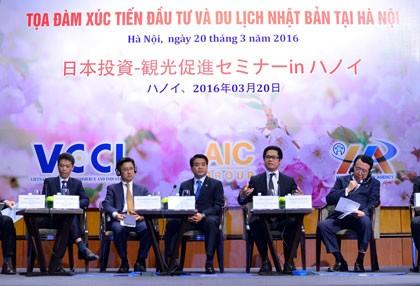 Làn sóng đầu tư mới từ Nhật Bản vào Việt Nam