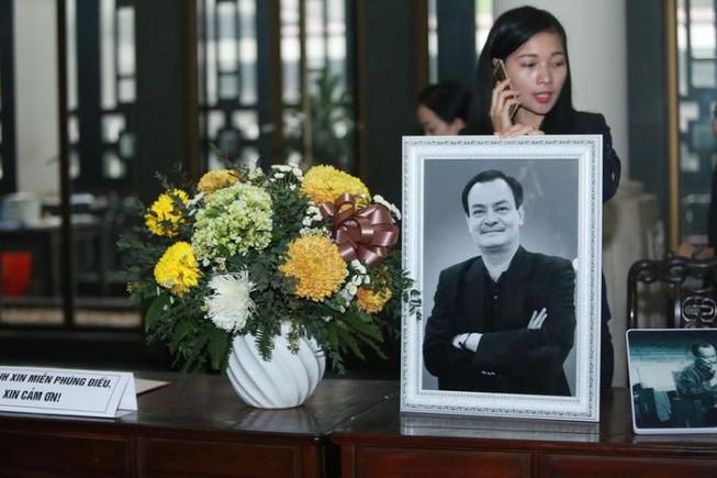 Đám tang nhạc sĩ Thanh Tùng, gia đình xin miễn phúng điếu