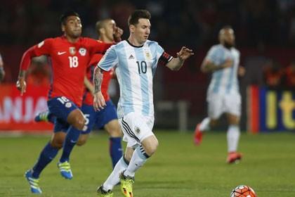 'Messi - có gì mà sợ!'