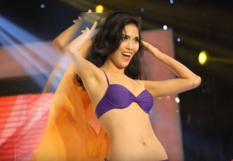 Lan Khuê tiếp tục thi Hoa hậu Hòa bình Thế giới