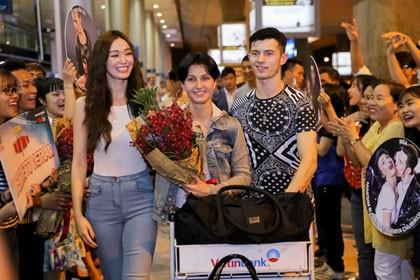 Các cặp đôi nhảy hàng đầu quốc tế đến Việt Nam