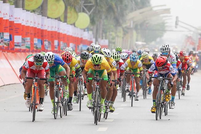 Tay đua Nguyễn Thành Tâm khẳng định ngôi vị số 1