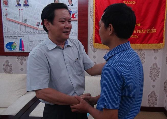 Ban Biên tập báo Long An cảm ơn cộng đồng chung tay vì nhà báo Hữu Bằng