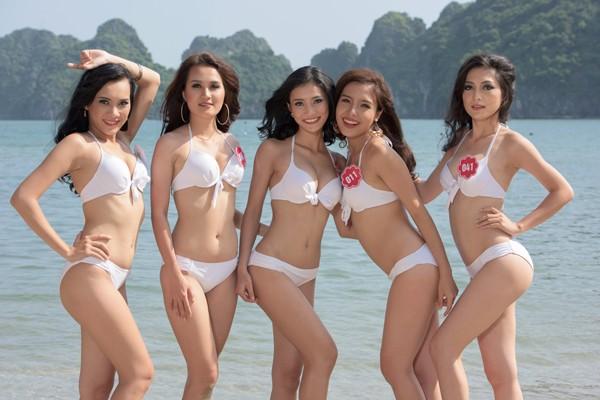 Người đẹp diện bikini hút hồn trong những shot hình nóng bỏng
