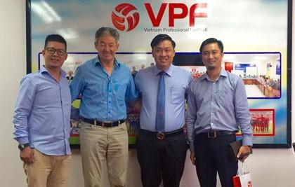 FSB giúp đào tạo cầu thủ trẻ Việt Nam tại Đức