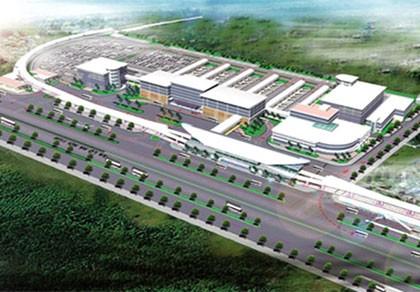Xây dựng Bến xe Miền Đông mới theo hai giai đoạn