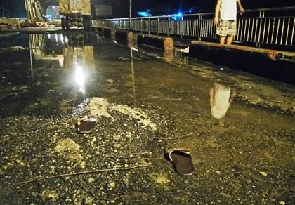 Bỏ xe, ví tiền, nam thanh niên nhảy sông Sêrêpốk tự tử