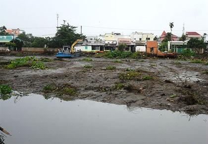 Khởi công xây dựng công trình hồ Bún Xáng tại trung tâm Cần Thơ