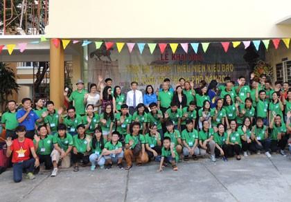 Trại hè thanh thiếu niên kiều bào 'Tôi yêu Việt Nam'