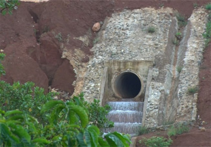 Vụ tràn hóa chất Alumin Nhân Cơ: Kim loại nặng trong suối Đắk Dao vượt chuẩn